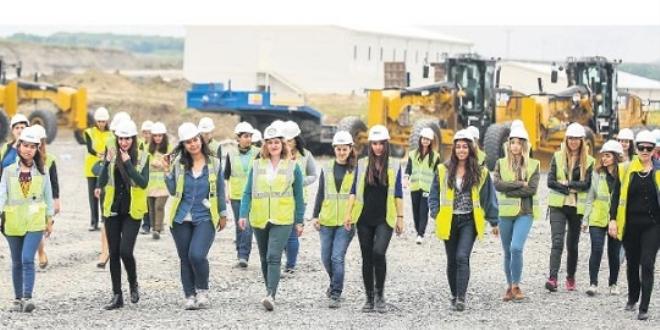 Türkiye'nin Mühendis Kızları Projesi Meyvelerini Verdi