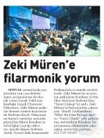 Zeki Müren'e Filarmonik Yorum